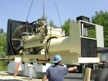 Generator System Installation